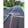 扬州晨洁日化职工宿舍22组太阳能集热器10吨太阳能热水工程