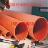 专业生产玻璃钢电力管
